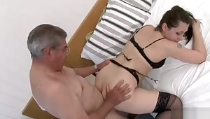 old man writer in law fuck his daughter