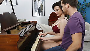 Chum around with annoy Piano Teacher