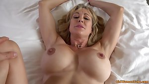 Undeviatingly The Economize Is Away, Brandi Love Will Play!