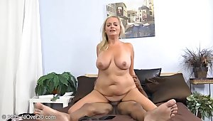 hot MILF Lexi Lash interracial porn